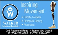 Walker Orthotics & Prosthetics, Inc.