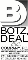 Botz, Deal & Co. CPA's & Advisors