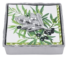 Mariposa Aluminum Napkin Holder