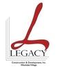 Legacy Construction & Development, Inc.