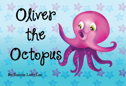 OLIVER THE OCTOPUS (BOARD BOOK)