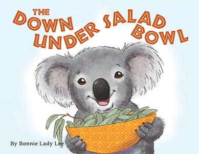 THE DOWN UNDER SALAD BOWL (HARDCOVER)