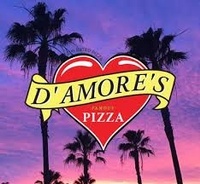 D'Amores Naturally Pizza