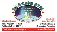 Cold Cash ATM Inc.