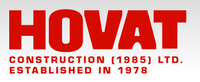 Hovat Construction (1985) Ltd.