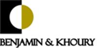 Benjamin & Khoury, Solicitors & Attorneys