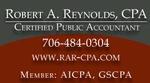 Robert A. Reynolds, CPA