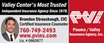 Pauma/ Valley Insurance Agency, Inc.