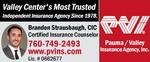 Pauma/ Valley Insurance Agency, Inc.