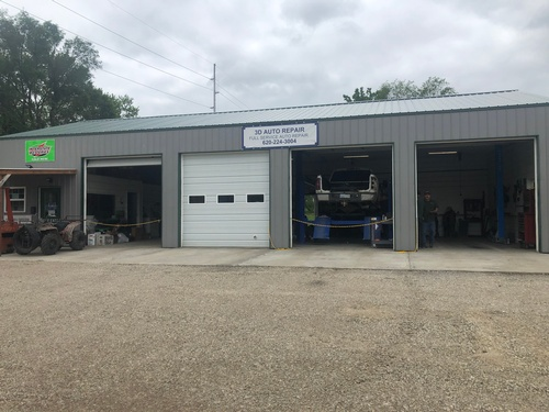 New shop built in 2019!