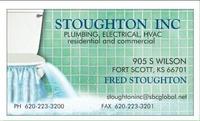 Stoughton, Inc.