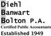 Diehl, Banwart, Bolton, CPA's, P.A. - Jim Banwart, Sr.