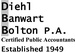 Diehl, Banwart, Bolton, CPA's, P.A. - Mark Bolton
