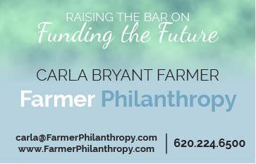 Farmer Philanthropy, Carla Bryant Farmer