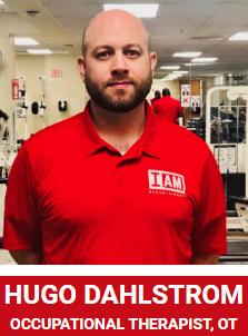 Hugo Dahlstrom