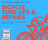 Brian's Backyard Bike Shop