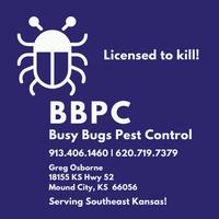 Busy Bugs Pest Control, LLC