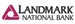 Landmark National Bank, SVP Commercial Banking