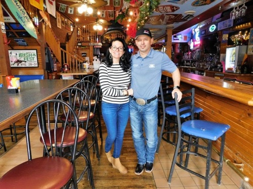 Owners, Dave & Tina Lipe