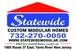 Statewide Custom Modular Homes