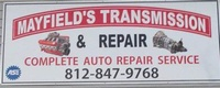 Mayfield's Transmission & Repair INC