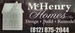 McHenry Homes, Inc.