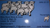 Feed My Sheep Bible Book Store & More