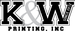 K & W Printing, Inc.