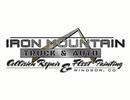 Iron Mountain Truck and Auto Collision