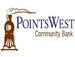 Points West Community Bank