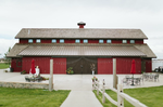 The Big Red Barn at Highland Meadows