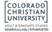Colorado Christian University - Northern Colorado Regional Center