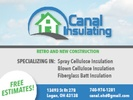 Canal Insulating