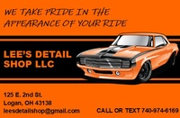 Lee's Detail Shop LLC
