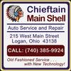 Chieftain Main Shell, Inc.
