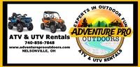 Adventure Pro ATV Rentals