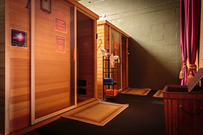 Hot Box & Sauna