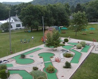 Gator Greens Mini Golf