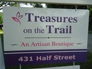 Treasures on the Trail