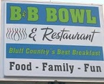 B&B Olympic Bowl
