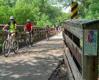 MN DNR Root River Trail Center