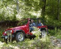 Whalan Bluffs Jeep Tours