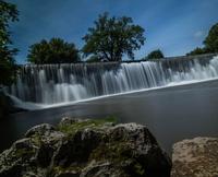 Lanesboro 1868 Stone Dam