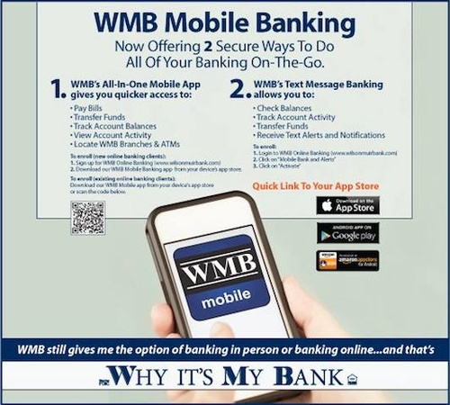 WMB Mobile Banking