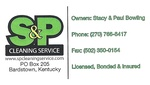 S & P Cleaning Service, Inc.