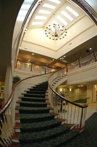 Grand Staircase at Ferris Hills