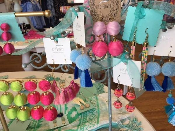 Fun, colorful jewelry