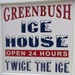 The Greenbush Ice House