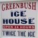 The Greenbush Ice House