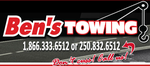 Ben's Towing & Auto Wrecking Ltd.